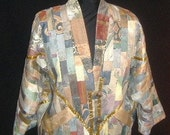 Cool Breeze Patchwork Jacket\/ Free Shipping