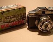 Miniature Vintage Camera