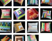 FOR JOHN- Customize your own quilted pillowcase with fabric from Ghana