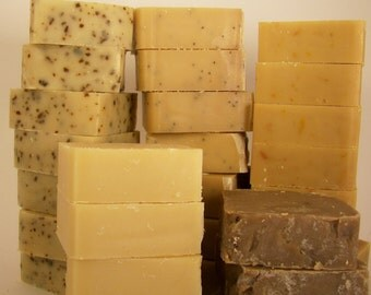Farm Market SPECIAL Goat Milk Soap    4 bars for 16