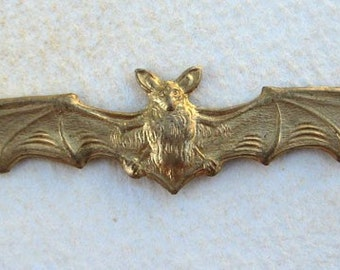 Flying Bat - Beautiful Brass Stamping