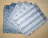 405 Blue Envelopes Qty 6