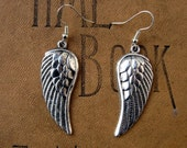 On Angels Wings Earrings