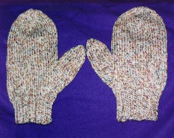Speckled Mittens (Women's Large)