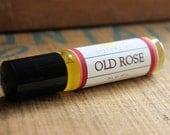 Old Rose Perfume Oil Coconut Hemp Roll On