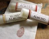 Almond Apex 3-Balm Gift Pack Beeswax Shea Cocoa Butter Jojoba