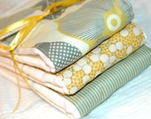Set of 3 Burp Cloths