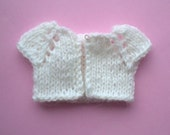 1/12 Scale Hand-Knitted Cardigan - Custom Colour