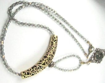 Filigree Collar ... Steampunk
