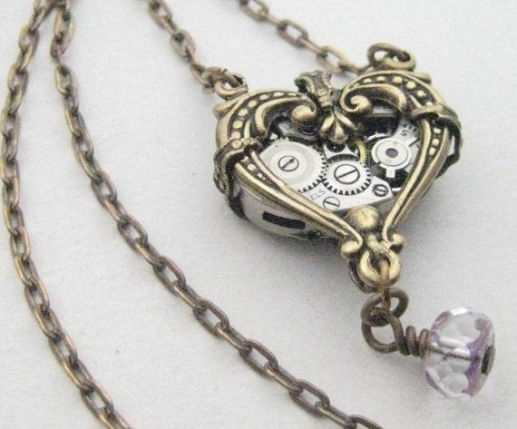 La Petite Heart..... Steampunk