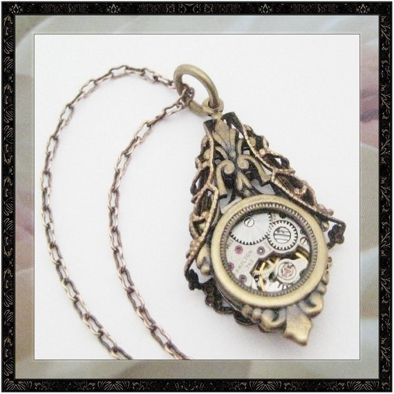 Time in the Round..... Steampunk