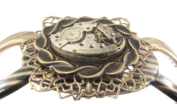 Filigree Headband ... Steampunk