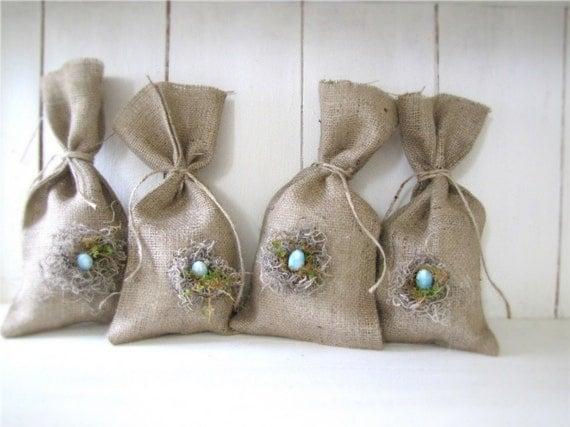 Birdnest Gift Bag Set