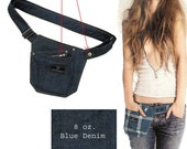 Cargobelt/Tool belt-bag-pouch/Cell phone-PDA-Ipod-wallet Holster/Fannypack /Apron(denim)