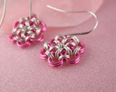 Small Flower Earrings -- 1 pair and 1 spare reserved for RANDIG