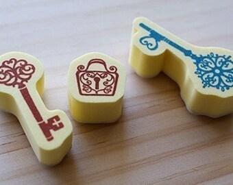 Duet Stamp Set - Key