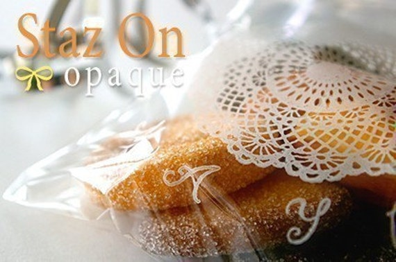 STAZON OPAQUE - Cotton white - Started set