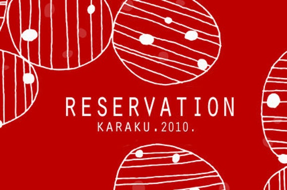RESERVED GOODS