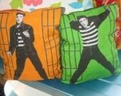 Elvis Novelty Pillow