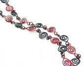 Musical Notes Necklace