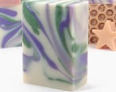 Lavender Rosemary Handmade Soap - Shea and Cocoa Butter