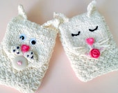He Cat or She Cat Cuff \/ Armpocket (for MP3, iPods, Cell Phones, etc.)