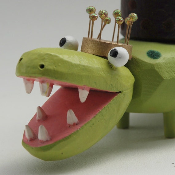 custom party gator - reserved for Erin Pugh