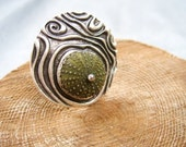 Sea Urchin Collection- Where the Forest Meets the Sea Ring