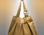 Your Multitask Bag - Nutmeg Colour Canvas
