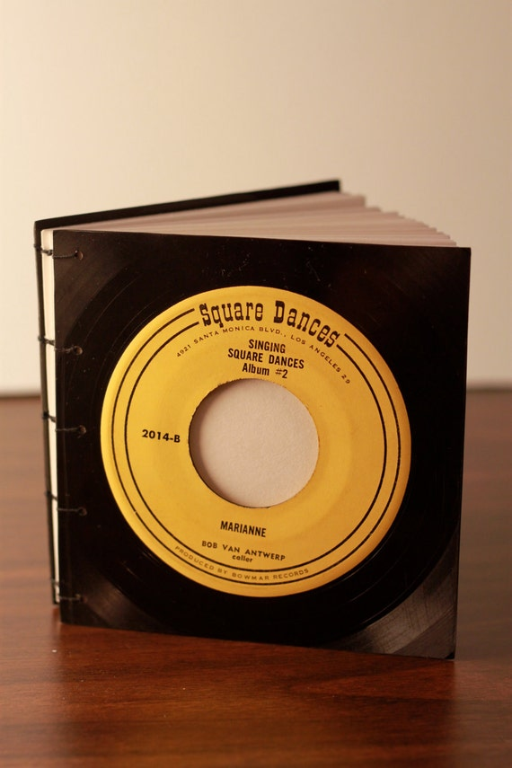 45rpm Vinyl Record Journal