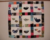 Baby Clothes Quilt custom made for Anne