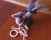 Feathered Friend - Cat Toy