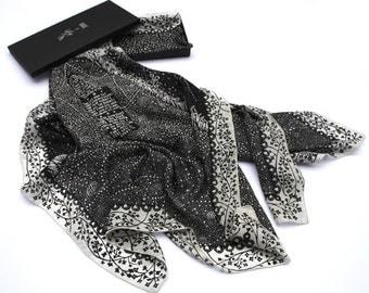 These Same Stars silk scarf