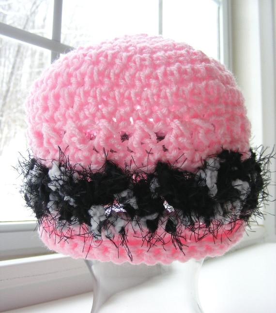Crochet Hat Pattern - Preemie thru Adult - Crochet Hat ...