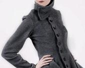 Ingrid Super Soft Fleece Jacket Made to Order Reserved for fifthcadence