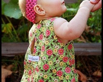 Baby Playtime Romper -Floral