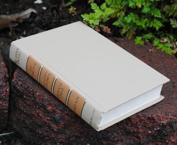 Hollow Book Safe - Readers Digest Collection Cream - Hollow Secret Book - V5 1997