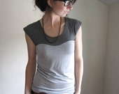 RESERVED for Taylor - Sweetheart Top, Modal Fabric Tank, Womens Blouse, Yoga Clothes, Yoga Top
