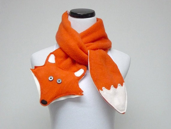 Timothy Fox Fleece Scarf