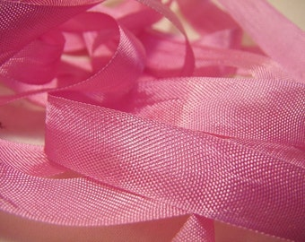 Old Rose Vintage Seam Binding Ribbon