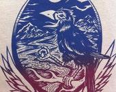 Wake of the flood Crow shirt