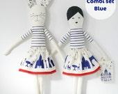 Combiset blue