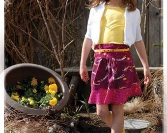 20% Off! Favorite Things PATTERN - Little Belle Skirt