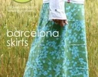 Amy Butler PATTERN - Barcelona Skirts