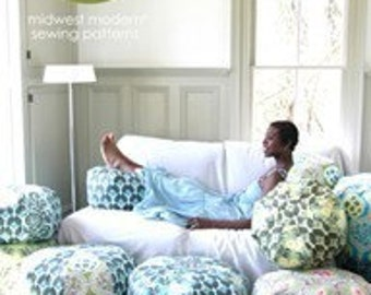 Amy Butler PATTERN - Gum Drop Pillows