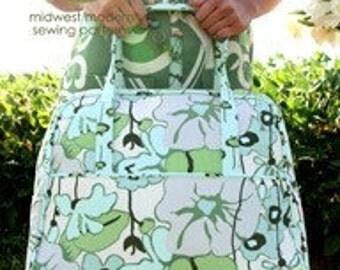Amy Butler PATTERN - Weekender Travel Bag