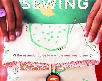 20% Off! Bend-the-Rules Sewing BOOK by Amy Karol