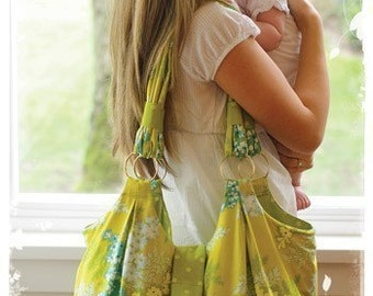 Favorite Things PATTERN - Mama Mia Diaper Bag and Change Pad
