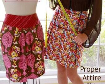 20% Off! Anna Maria Horner PATTERN - Proper Attire Skirt