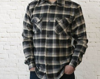 Colette PATTERN - Negroni  Men's Shirt - Sizes S to XXL